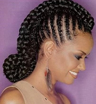 Braid Hairstyles For Black Hair Pictures by Braid Hairstyles For Black Black Hairstyles