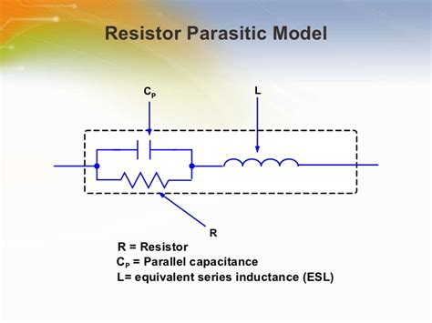 integrated circuits parasitic effect inductor parasitic model 28 images need inforamtion regarding parasite effect dds frequency