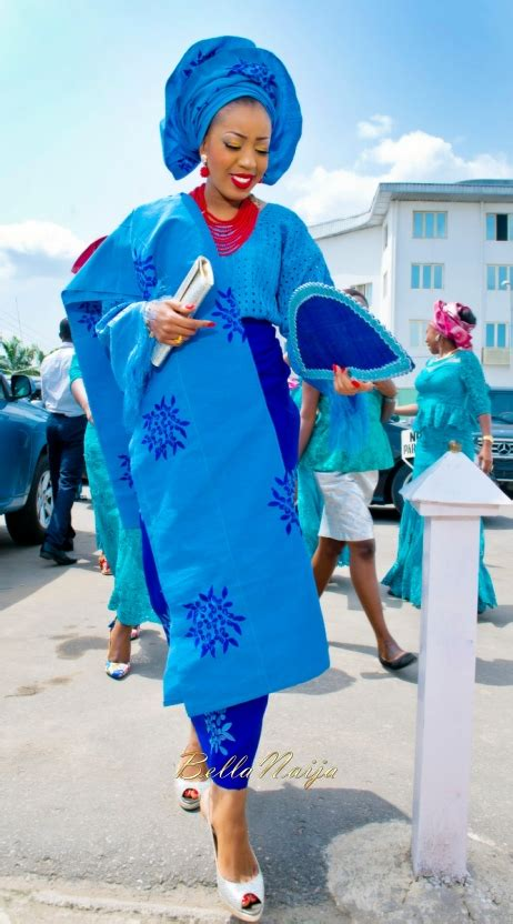 nigerian dress styles yoruba tolu bode lagos nigerian yoruba wedding bellanaija