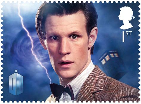 about time new royal mail sts dr who s 50th