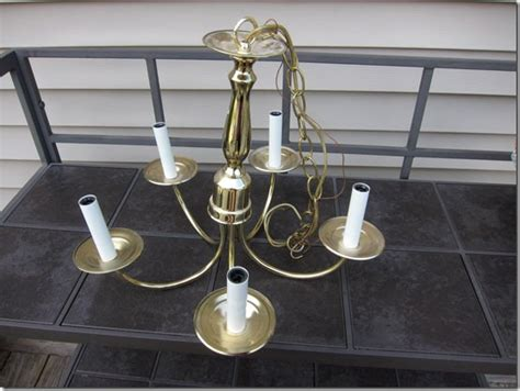 How To Make An Outdoor Candle Chandelier Inmyownstyle How To Make A Candle Chandelier