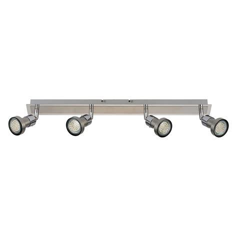 Deckenleuchte Spot by Deckenleuchte Spot Metall Silber 4 Flammig N 228 Ve A G 252 Nstig