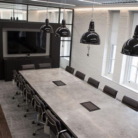 Concrete Conference Table Concrete Conference Tables Concrete Tables Apres Furniture