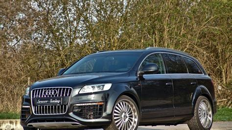Audi Q7 V12 Tuning by Audi Q7 V12 Styling Conversion By Senner Tuning