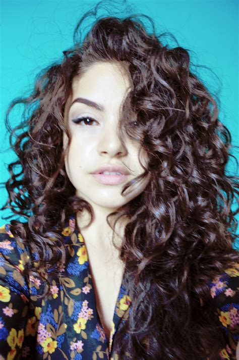for curly brown hair and i what try lowlight