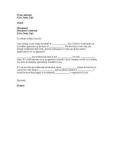 Basic Cover Letter Sle by Apprentice Lineman Resume Sales Apprentice Lewesmr
