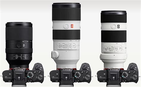 Sony Lens Fe 70 300mm F4 5 5 6 G Oss sony fe 70 300mm f 4 5 5 6 g oss lens additional coverage
