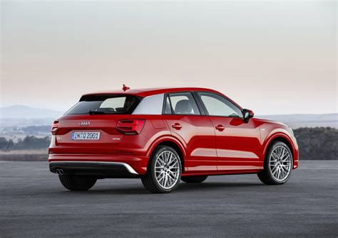 look a like audi q2 and left