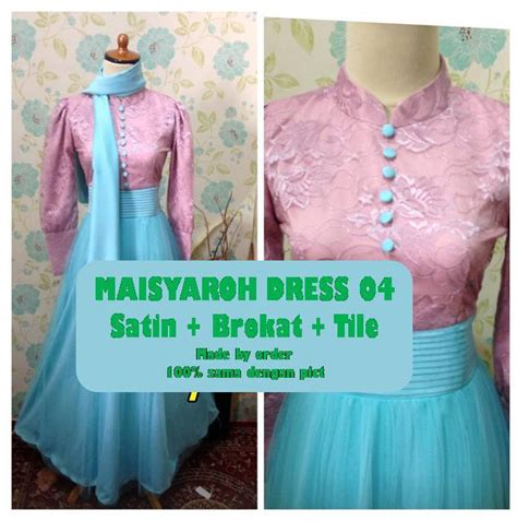 Gaun Operasi Baju Ok Gown Ok Gaun Ok Obgyn Bedah Umum Orthopedi gracie dress galeri ayesha jual baju pesta modern syar i dan stylish untuk keluarga muslim