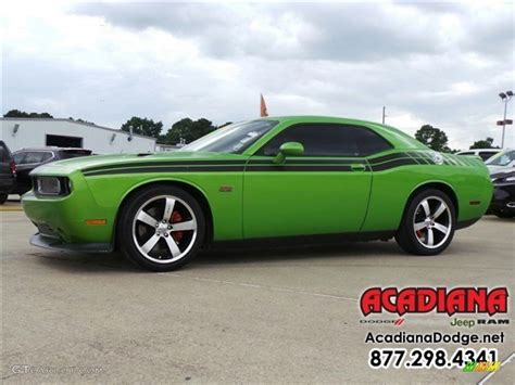 Green With Envy 2011 green with envy dodge challenger srt8 392 113975337