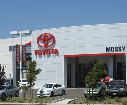 Mossy Toyota Pacific U S Coatings Image Gallery Proview