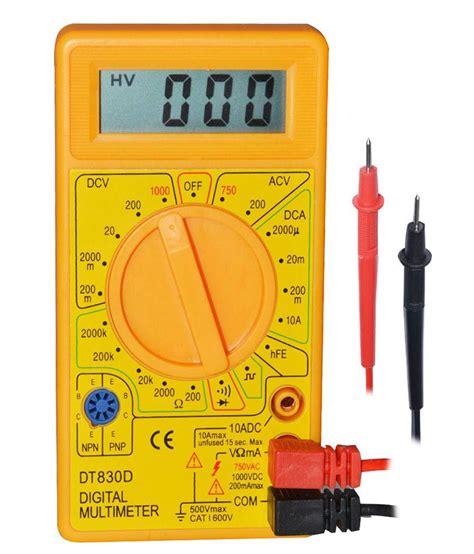 Multi Digital kros s dt830d digital multimeter buy kros s dt830d digital multimeter at low price in