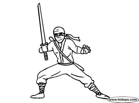coloring page of ninja free printable ninja coloring pages printable coloring page