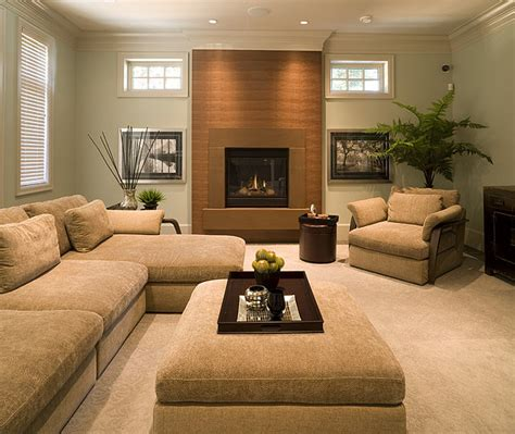 Living Room Fireplace Design | fireplace mantels and surrounds