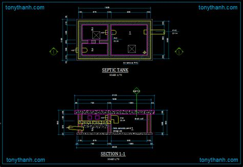 Kitchen Cabinet Cad Blocks by Septic Tank Details Dwg Septic Tank Detail Dwg Septic