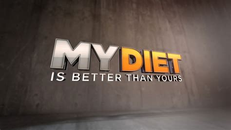 better than yours my diet is better than yours tv show on abc cancel or