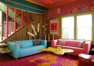 Colorful Interior Design Ideas Decorar Una Casa De Playa Al Estilo Retro