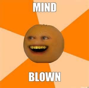 Orange Meme - annoying orange meme