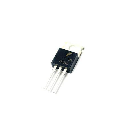 Tip31 Tip31c Transistor Npn 3a 100v To 220 Ak69 50pcs tip31c tip31 npn transistor 100v 3a to 220 ebay