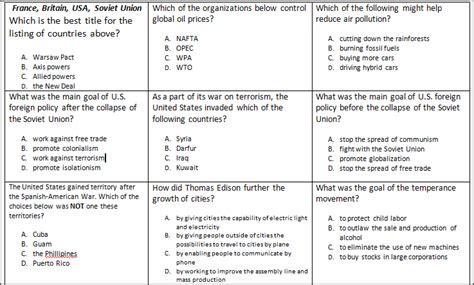 nettling 5th grade social studies leslienettlingcom 5th grade science test prep questions star test released