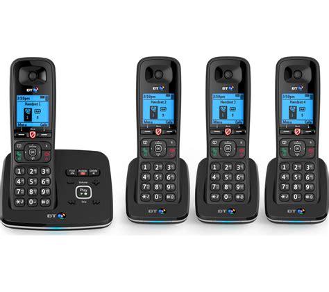 Bt Phone Lookup Uk Pc World Bt 6610 Cordless Phone With Answering Machine