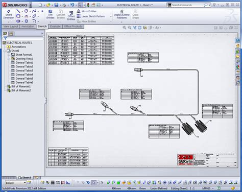 layout design solidworks solidworks routing putting power into your designs