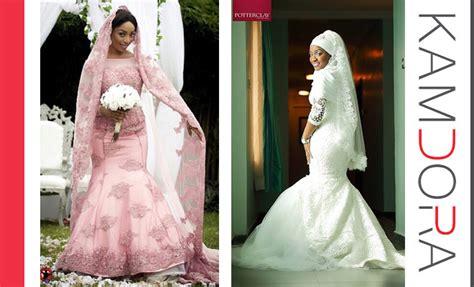 Wedding Muslim Modern by Modern Muslim Bridal Dresses Kamdora