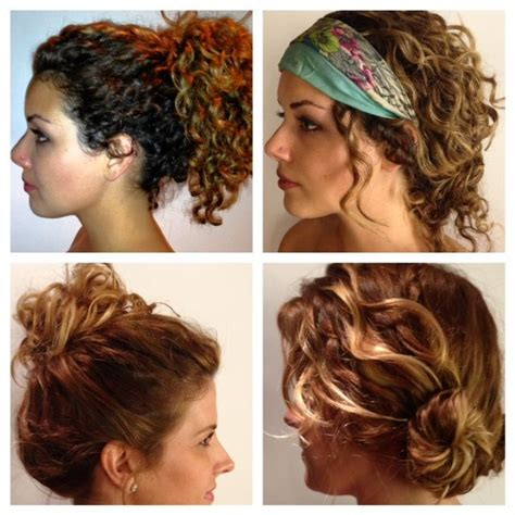 curly hairstyles ouidad pinterest discover and save creative ideas