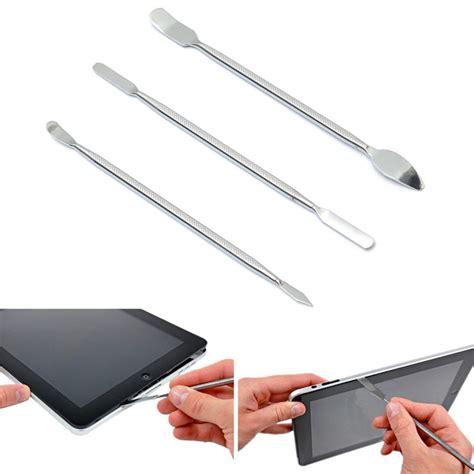 Aliexpress Buy 1set 10 In 1 Spudger Mobile Cell wholesale universal 3 pcs set metal spudger mobile phone