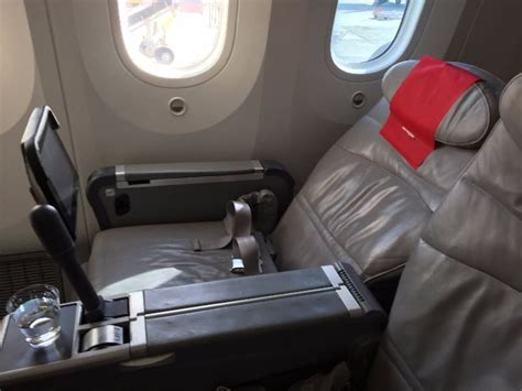 Limited Recline Seat by Dreamliner Archives Travelskills