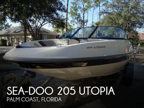 sea doo boats for sale oregon sea doo 205 utopia boats for sale boats
