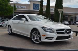 Mercedes Cls550 Amg For Sale 2014 Mercedes Cls550 Cls550 P1 Amg Wheels For Sale