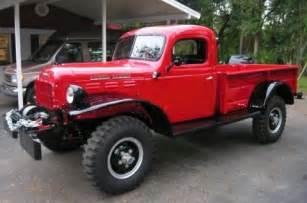 favorite up 1962 dodge wm300 power wagon bring a