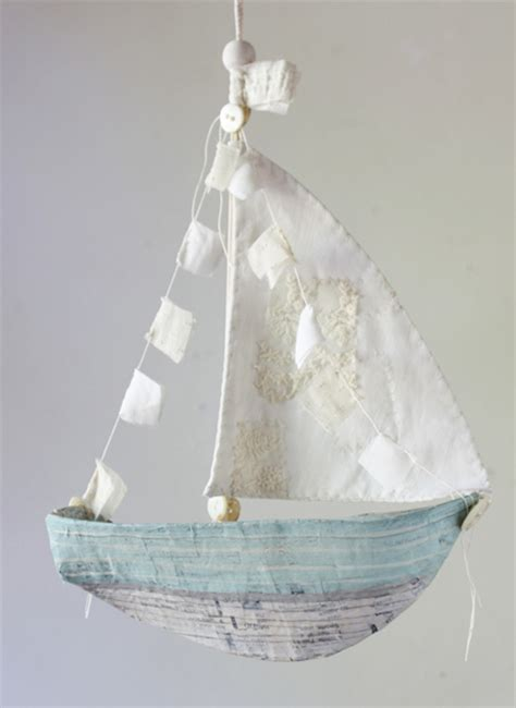 How To Make A Paper Mache Boat - paper mache ships pdf pattern wood handmade