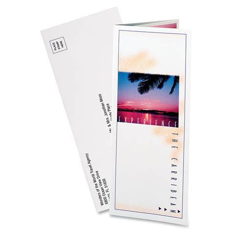 Avery 8324 Inkjet Matte Tri Fold Brochure Flyer Paper Letter 8 1 2 Quot X 11 Quot Matte 100 Box Avery 8324 Tri Fold Brochures Templates