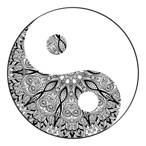 printable coloring pages yin yang yin yang mandala kidspressmagazine com