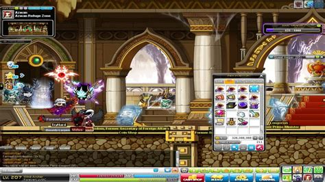 best hairsalon in maplestory maplestory sao update personal beauty salon youtube