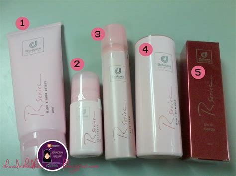 R Series Lotion shad lifestyle hadiah giveaway simple