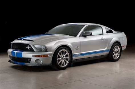 2009 shelby gt500kr build numbers autos post