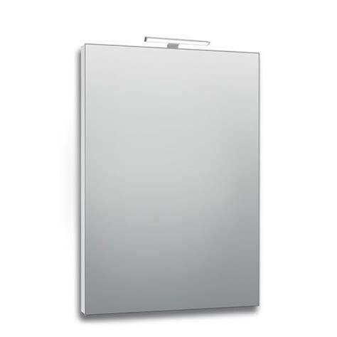 lada led per specchio bagno specchio bagno 60x80 cm con lada led san marco