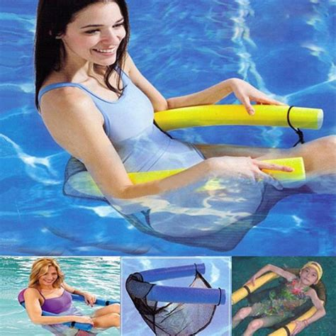 pool noodle chair water floating chair for