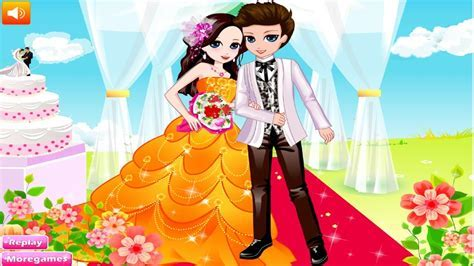 Wedding Dress Up Games For Girls   Nini Dress