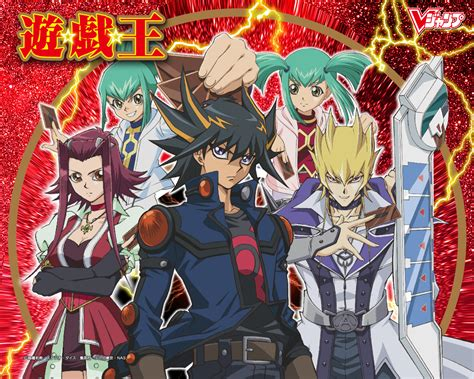 yugioh 5ds yugioh 5ds images team signers hd wallpaper and background