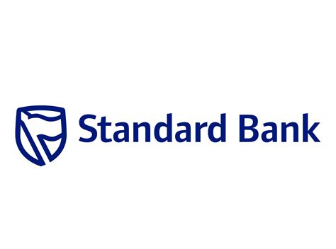 Standard Bank Logo Wordmark Logok