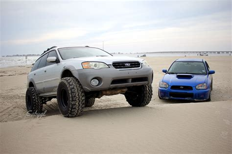 Wonder Wagon Saul Sanchez S Lifted Subaru Outback