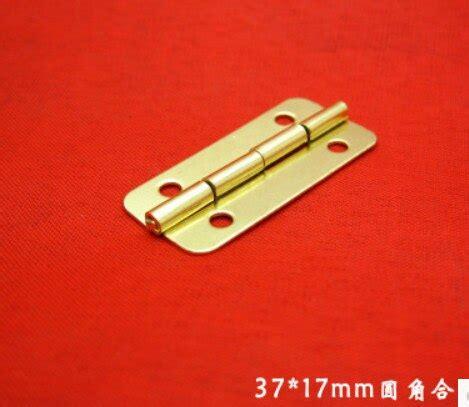 Hardware Supplies Round Wooden Gift Box Iron Hinge Jewelry