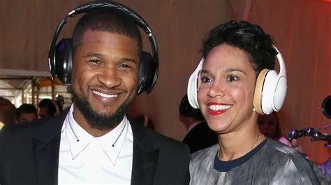 Exclusive Details Usher To Wed Fiancee Tameka Foster On Saturday by Usher Reportedly Engaged To Manager Grace Miguel La Times
