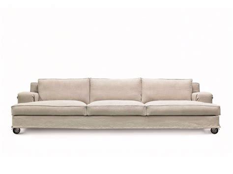 divano con ruote divano in tessuto a 3 posti con ruote aberdeen divano a