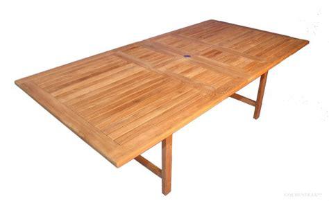 teak outdoor dining table house  decor
