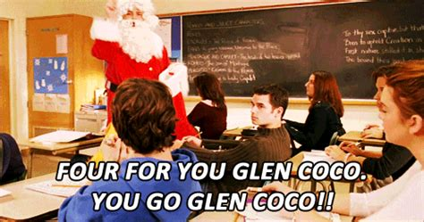 You Go Glen Coco Meme - mean girls best quotes what your favorite says about you